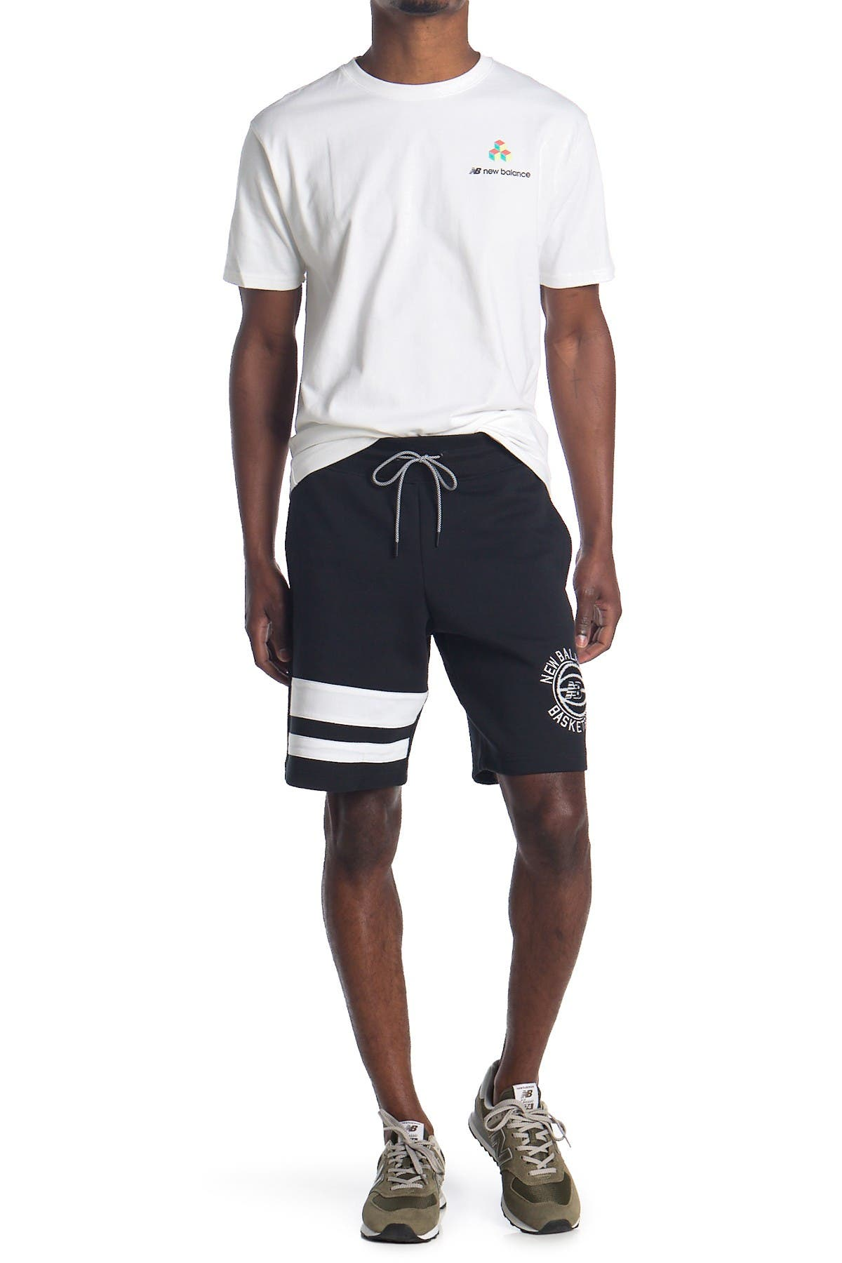 Image of New Balance Basketball First Light Shorts