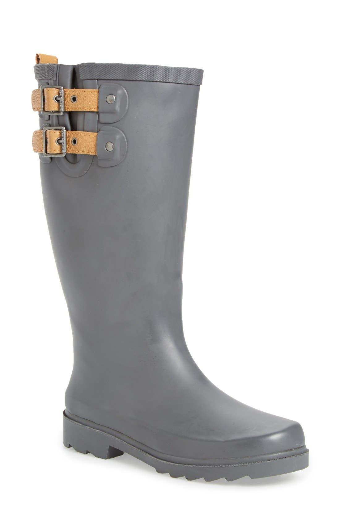 ,                             'Top Solid' Rain Boot,                             Main thumbnail 13, color,                             020