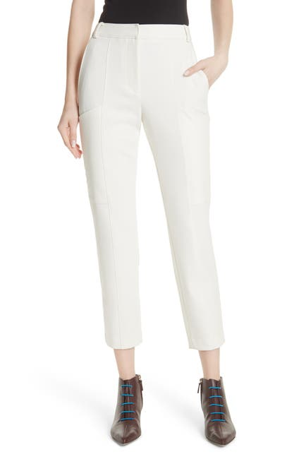 Image of Tibi Anson Stretch Skinny Pants