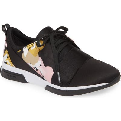 Ted Baker London Cepap Sneaker, Black