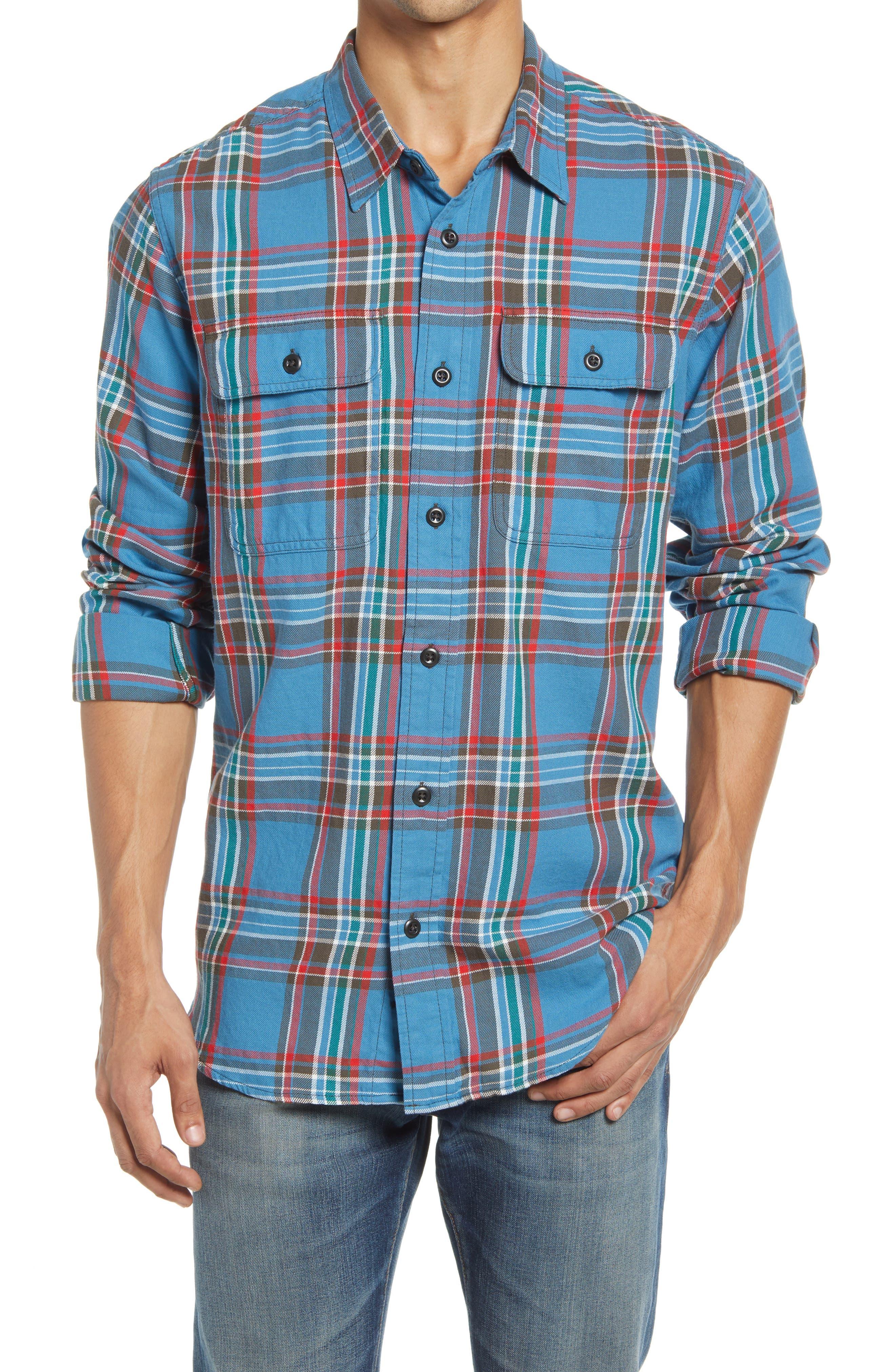 Scout Plaid Sport Shirt