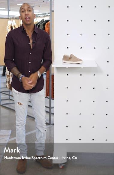 Pehuea Heu Genuine Shearling Slip-On Sneaker, sales video thumbnail