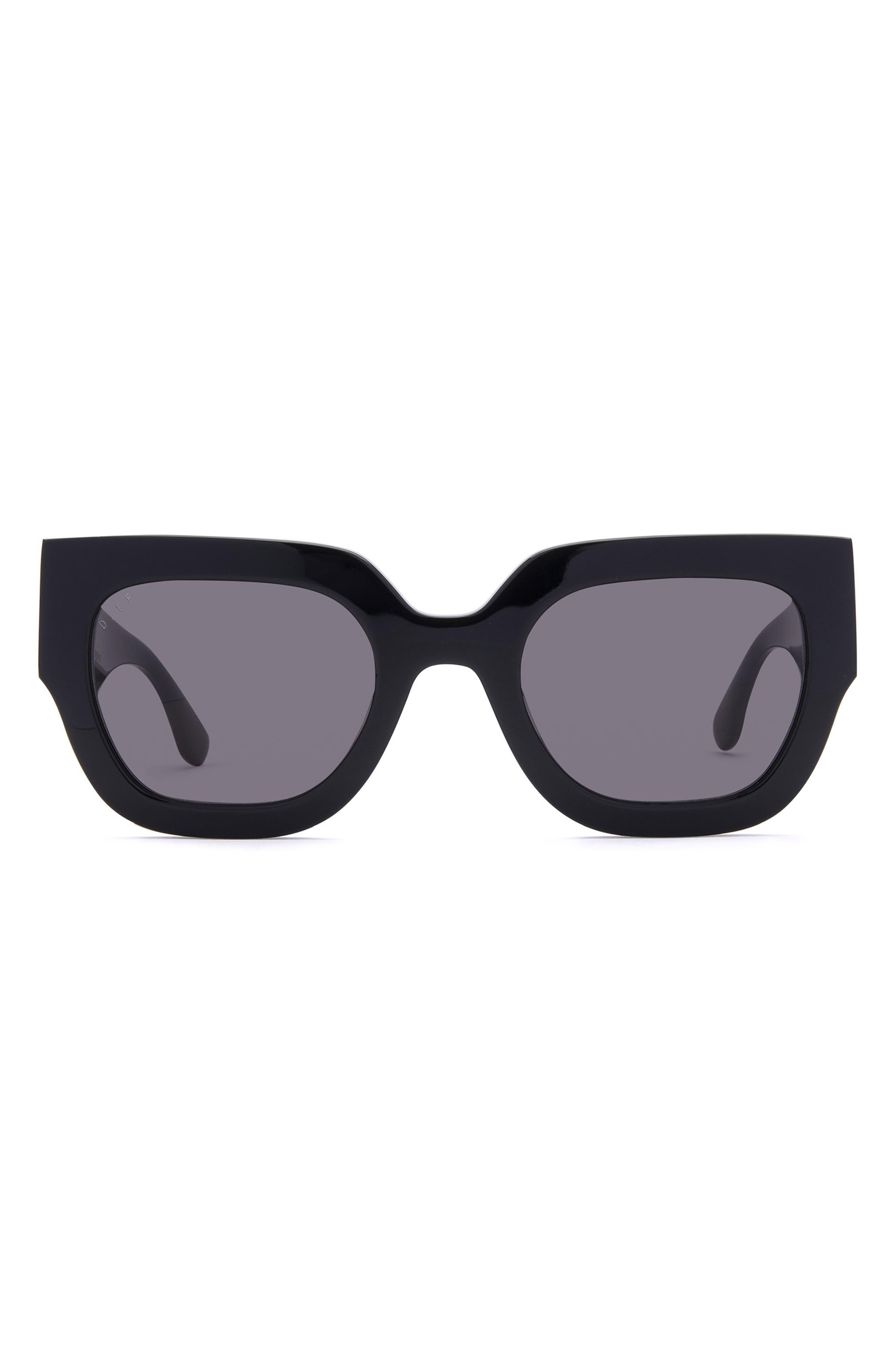 51mm Arden Flat Top Sunglasses