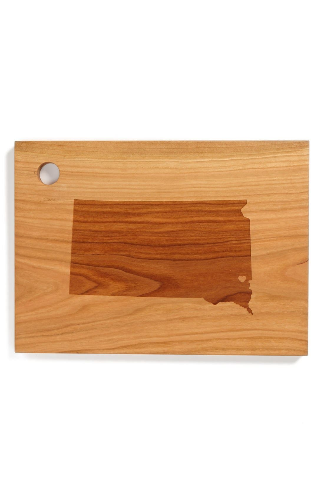 ,                             'State Silhouette' Cutting Board,                             Main thumbnail 43, color,                             240