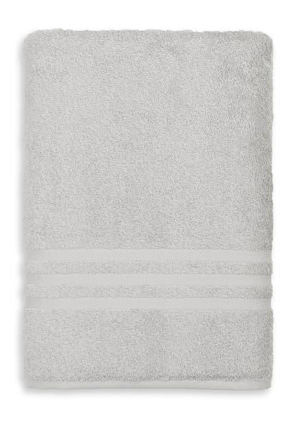 Image of LINUM HOME Denzi Bath Sheet - Grey