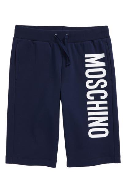 Moschino KIDS' LOGO SHORTS