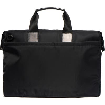 Knomo London Fulham Capsule Tournay Briefcase - Black