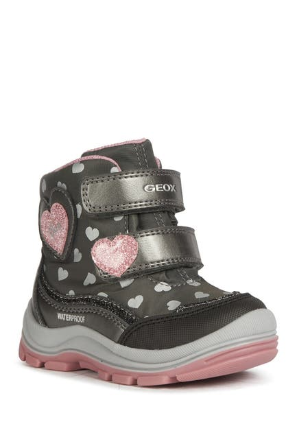 Image of GEOX Flanfil Waterproof Boot