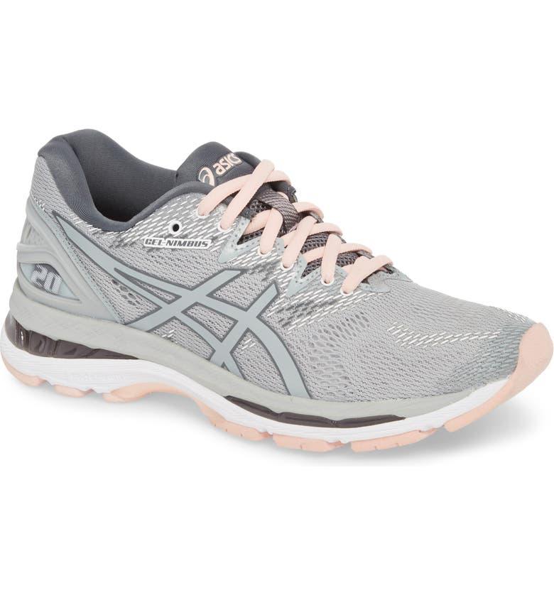 ASICS<SUP>®</SUP> GEL<sup>®</sup>-Nimbus 20 Running Shoe, Main, color, 069