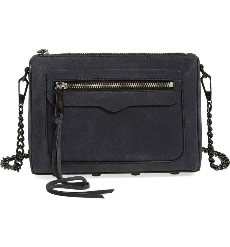 REBECCA MINKOFF Avery Crossbody Bag, Main, color, 001