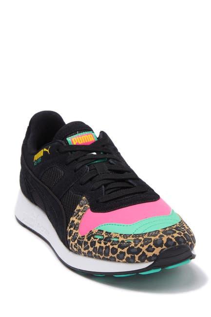 Image of PUMA RS-100 Party Cheetah Sneaker