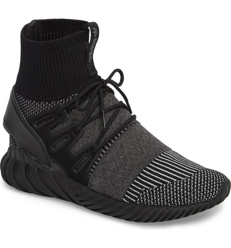 ADIDAS Tubular Doom Primeknit Sneaker, Main, color, 006