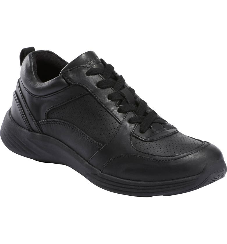EARTH<SUP>®</SUP> Scenic Vapor Sneaker, Main, color, BLACK LEATHER