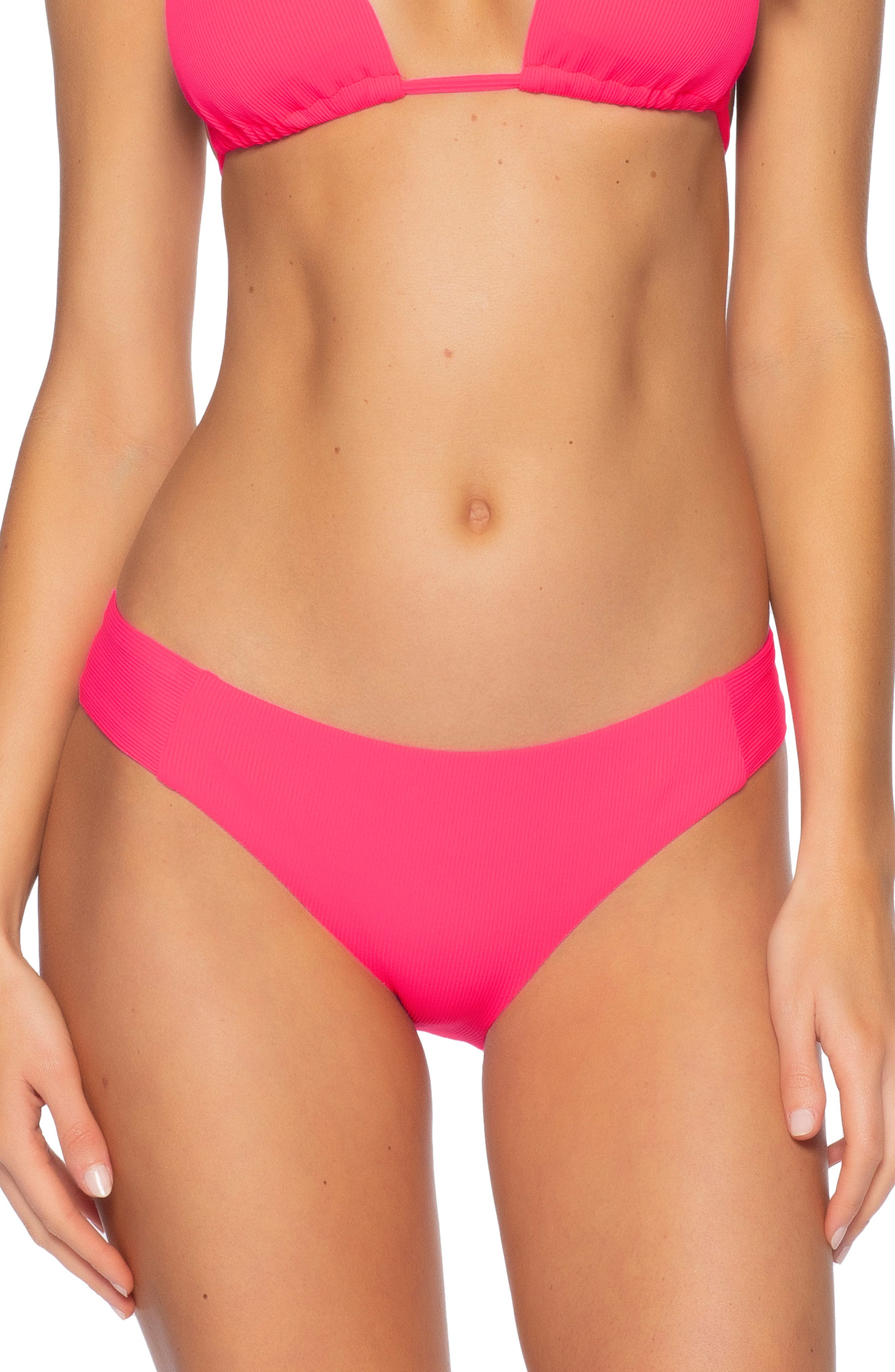 Becca Fine Line Tab Side Bikini Bottoms