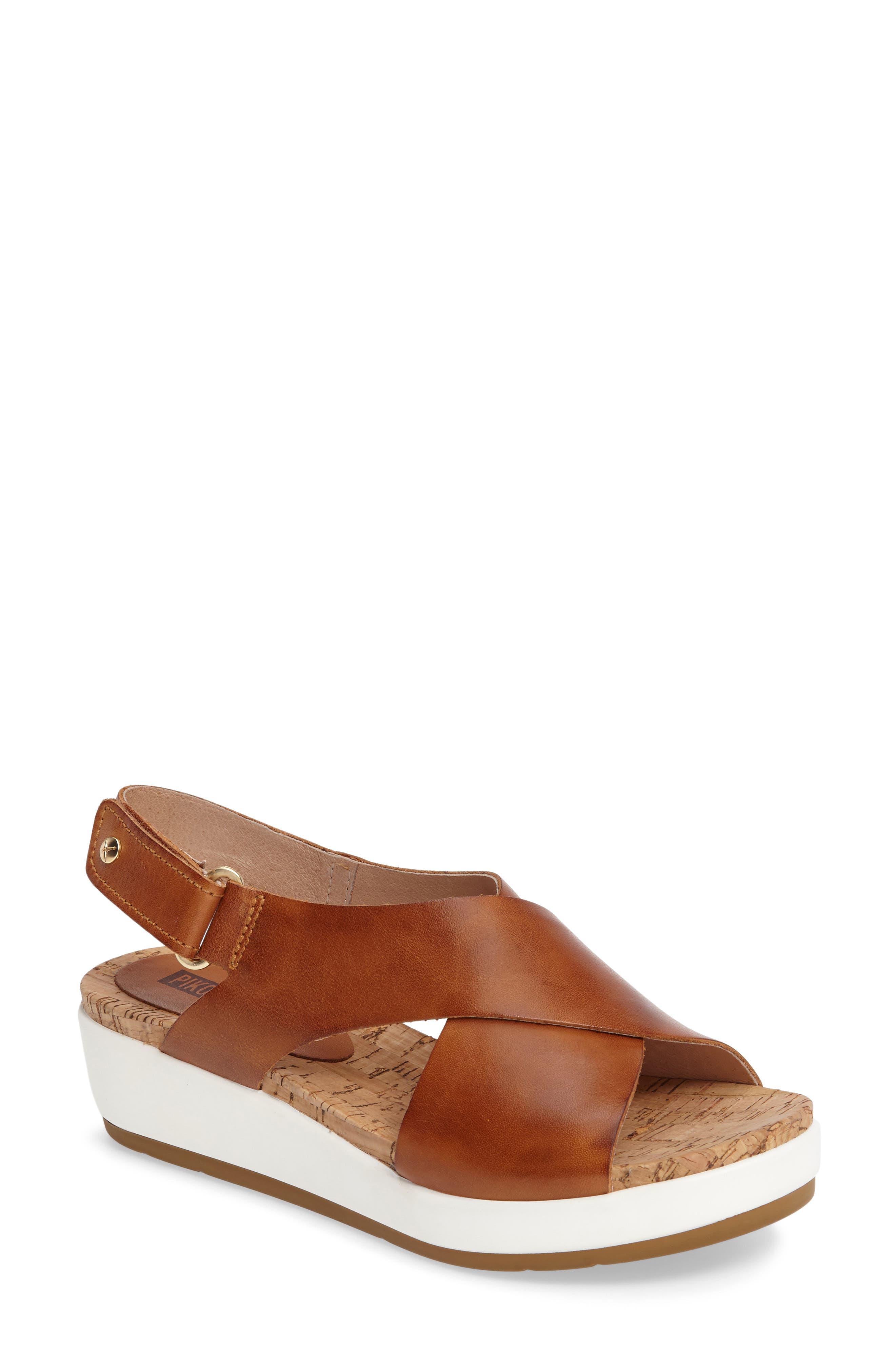 PIKOLINOS 'Mykonos' Platform Sandal (Women)