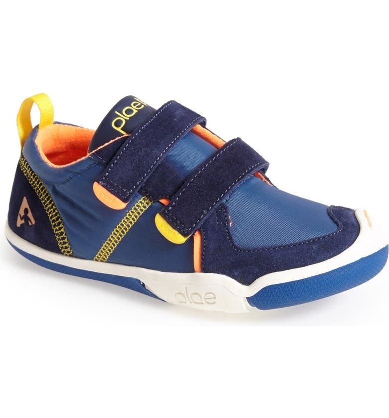 PLAE Ty Sneaker, Main, color, DARK BLUE