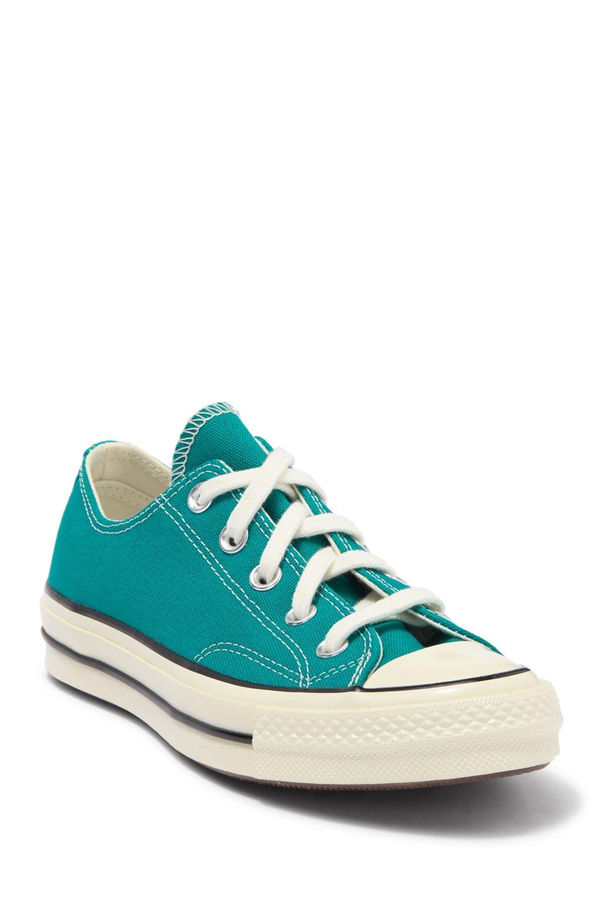 Image of Converse Chuck 70 Oxford Malachite Sneaker