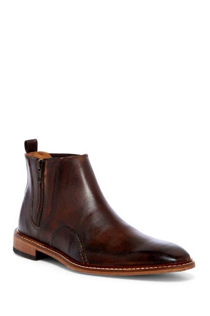 Image of Giorgio Brutini Renegade Leather Zip Boot