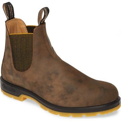 Blundstone Super 550 Chelsea Boot- Brown