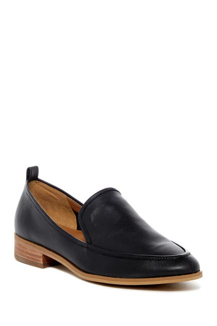 Image of SUSINA Kellen Almond Toe Loafer - Wide Width Available