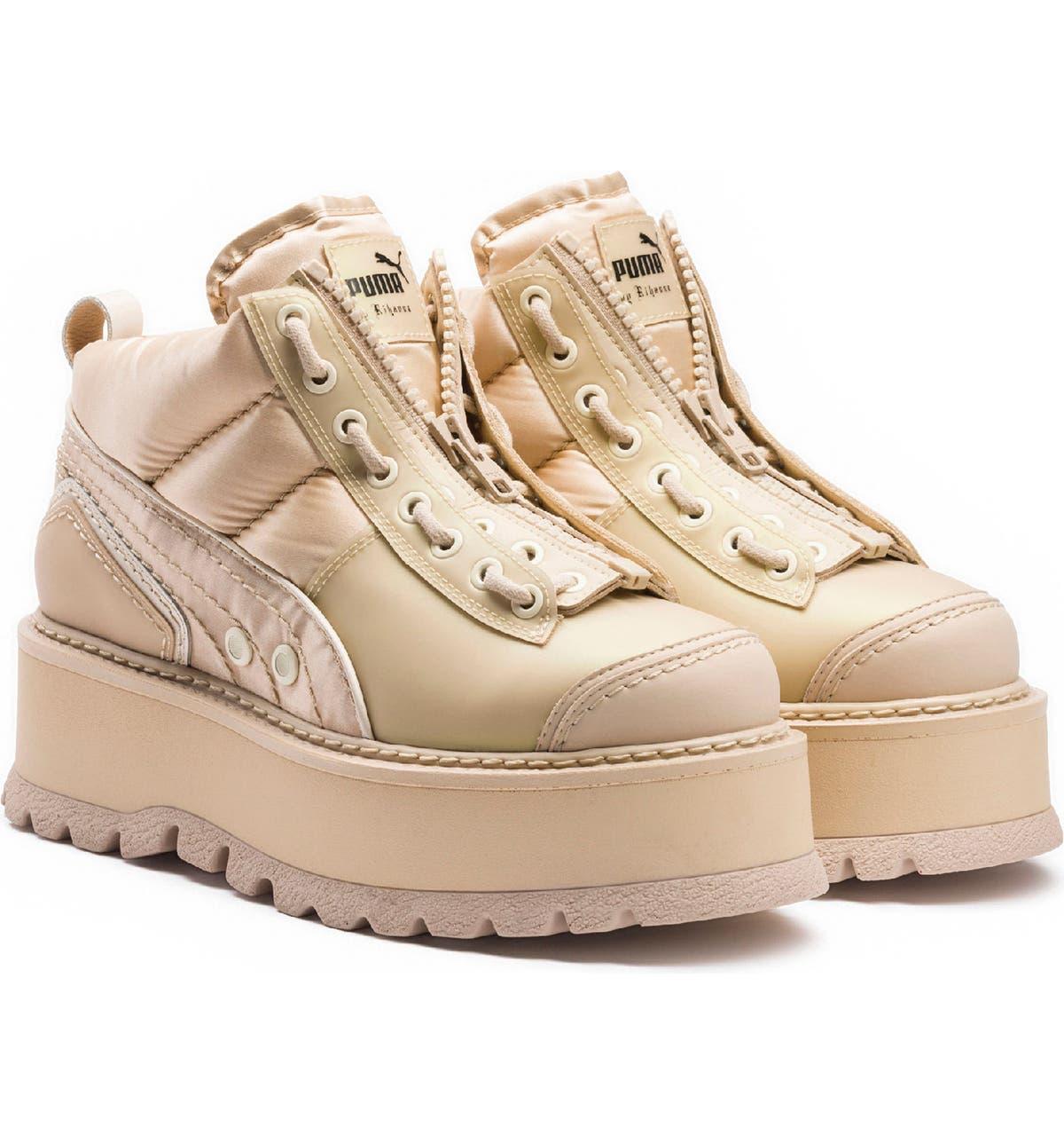 finest selection b8027 4574e FENTY PUMA by Rihanna Platform Sneaker Boot (Women)   Nordstrom