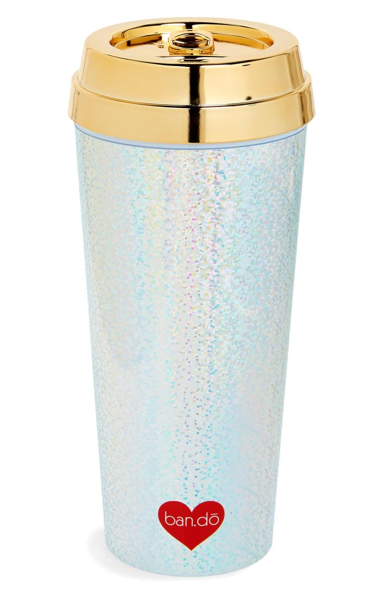 BAN.DO Hot Stuff Thermal Travel Mug, Main, color, 710