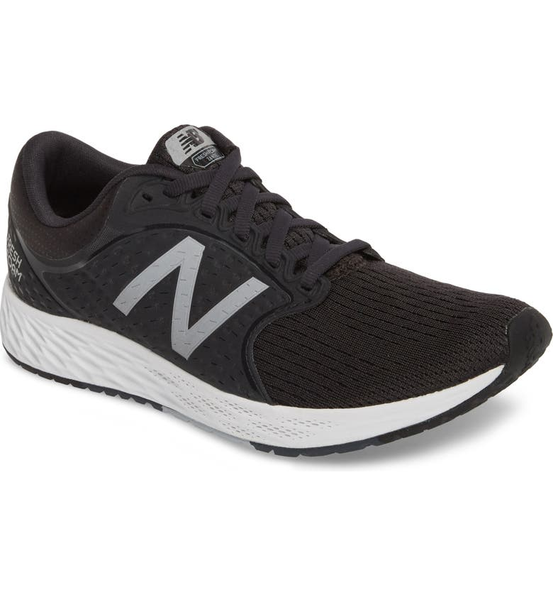 NEW BALANCE Fresh Foam Zante v4 Running Shoe, Main, color, 001