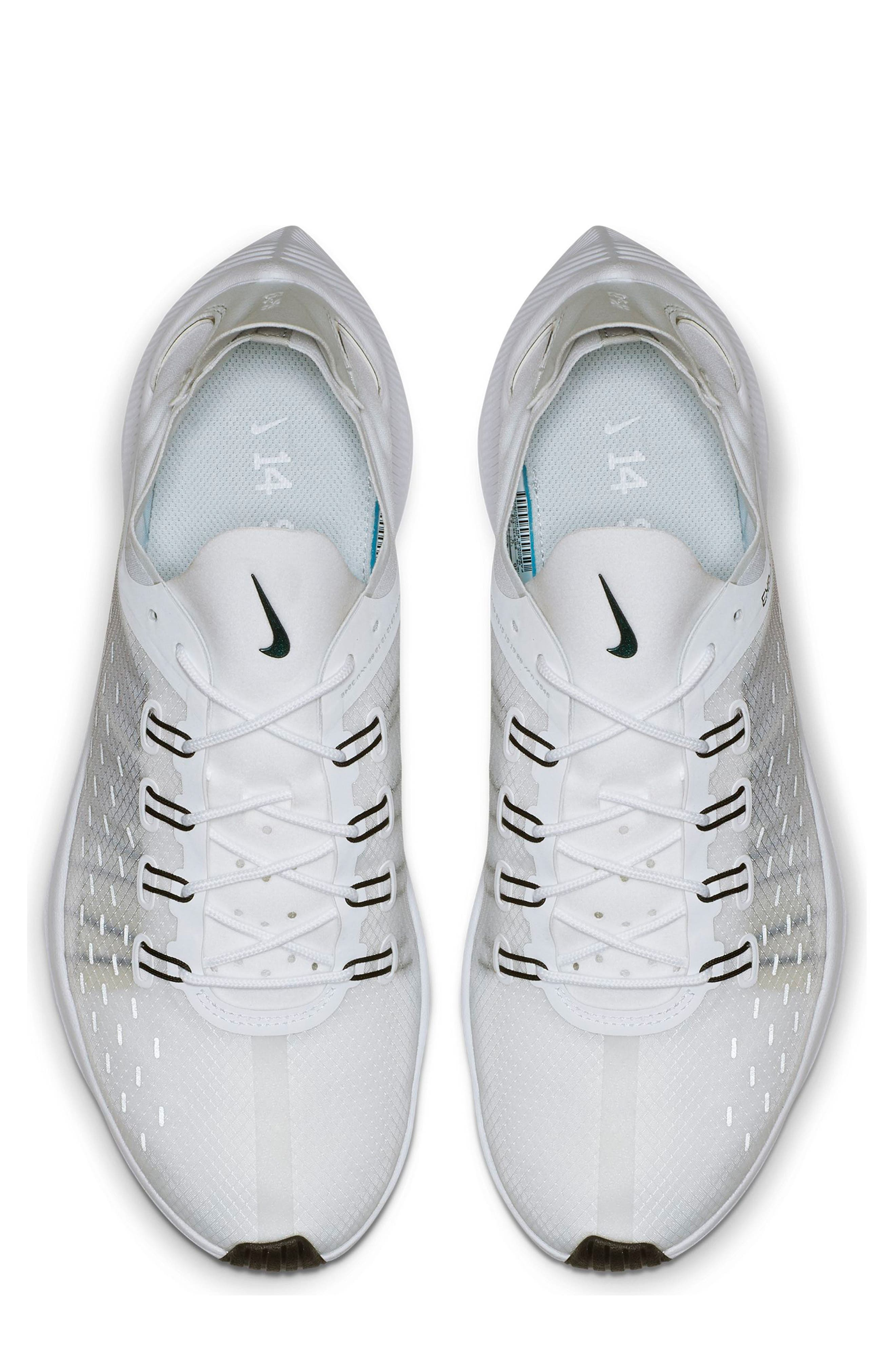 ,                             EXP-X14 Y2K Running Shoe,                             Alternate thumbnail 3, color,                             WHITE/ PURE PLATINUM/ BLACK