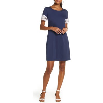 Lilly Pulitzer Hayes T-Shirt Dress, Blue