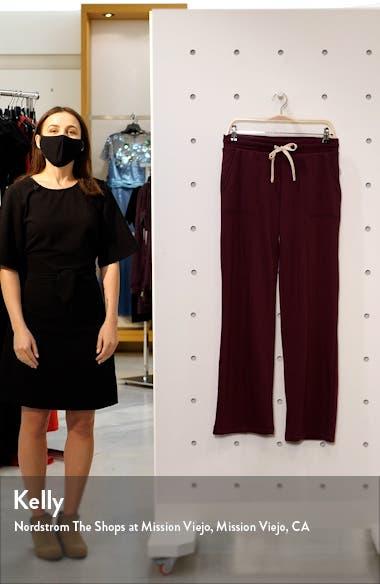 Shannon Double Knit Lounge Pants, sales video thumbnail