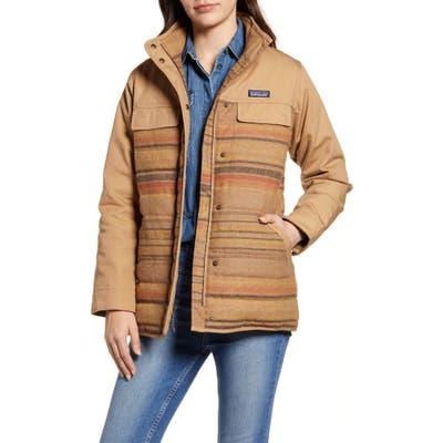 Patagonia Out Yonder Coat, Beige