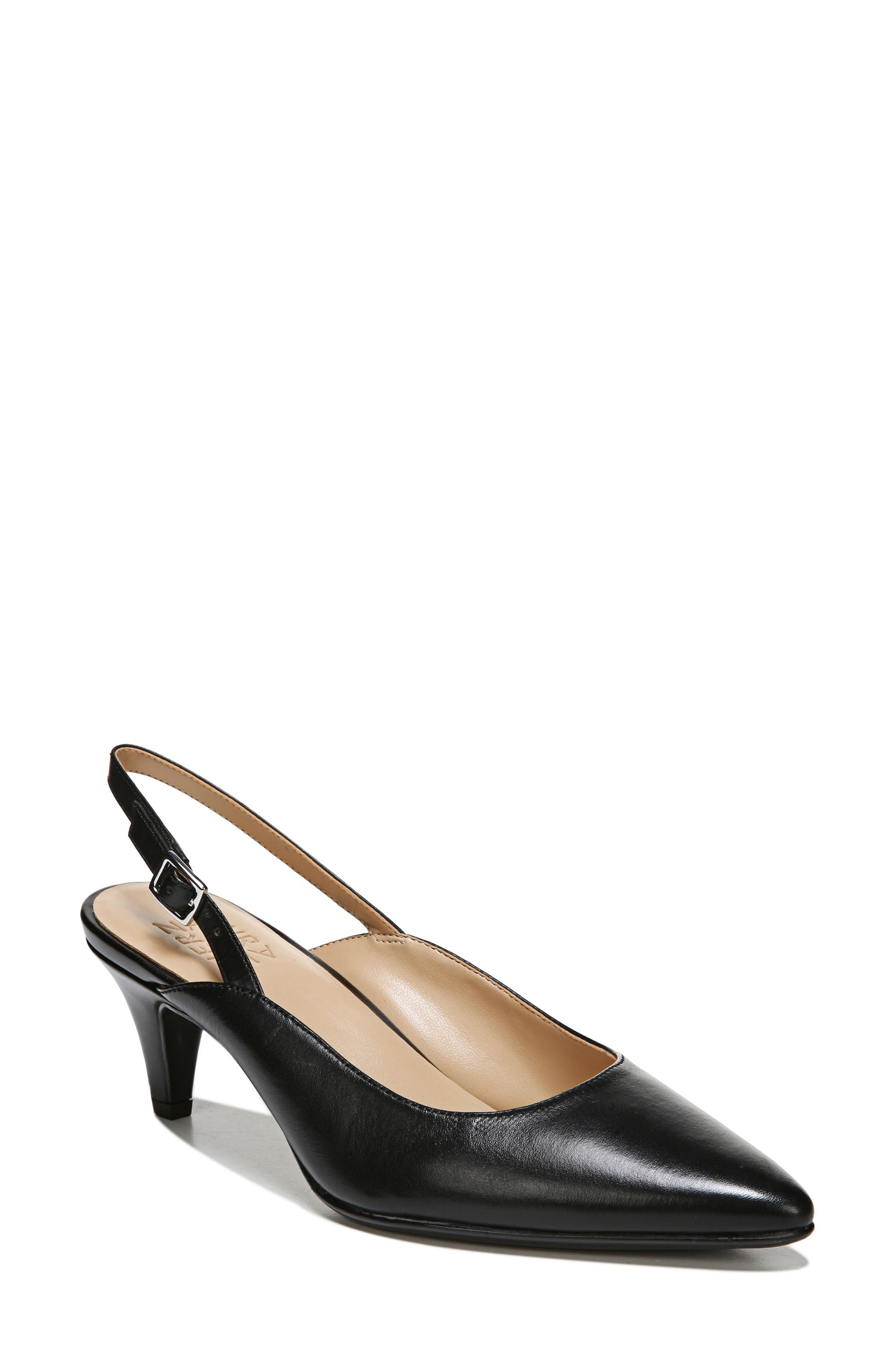 Naturalizer Baylee Slingback Pump, Black