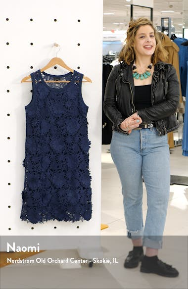 Lace Shift Dress, sales video thumbnail