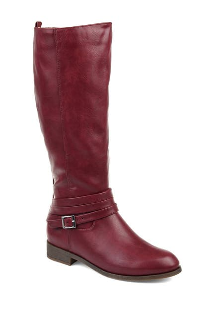 Image of JOURNEE Collection Ivie Tall Boot - Extra Wide Calf