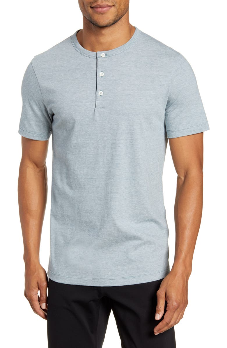THEORY Combo Feeder Stripe Henley, Main, color, 399