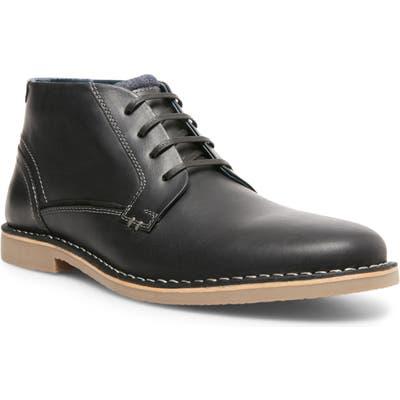 Steve Madden Gadrick Chukka Boot- Black