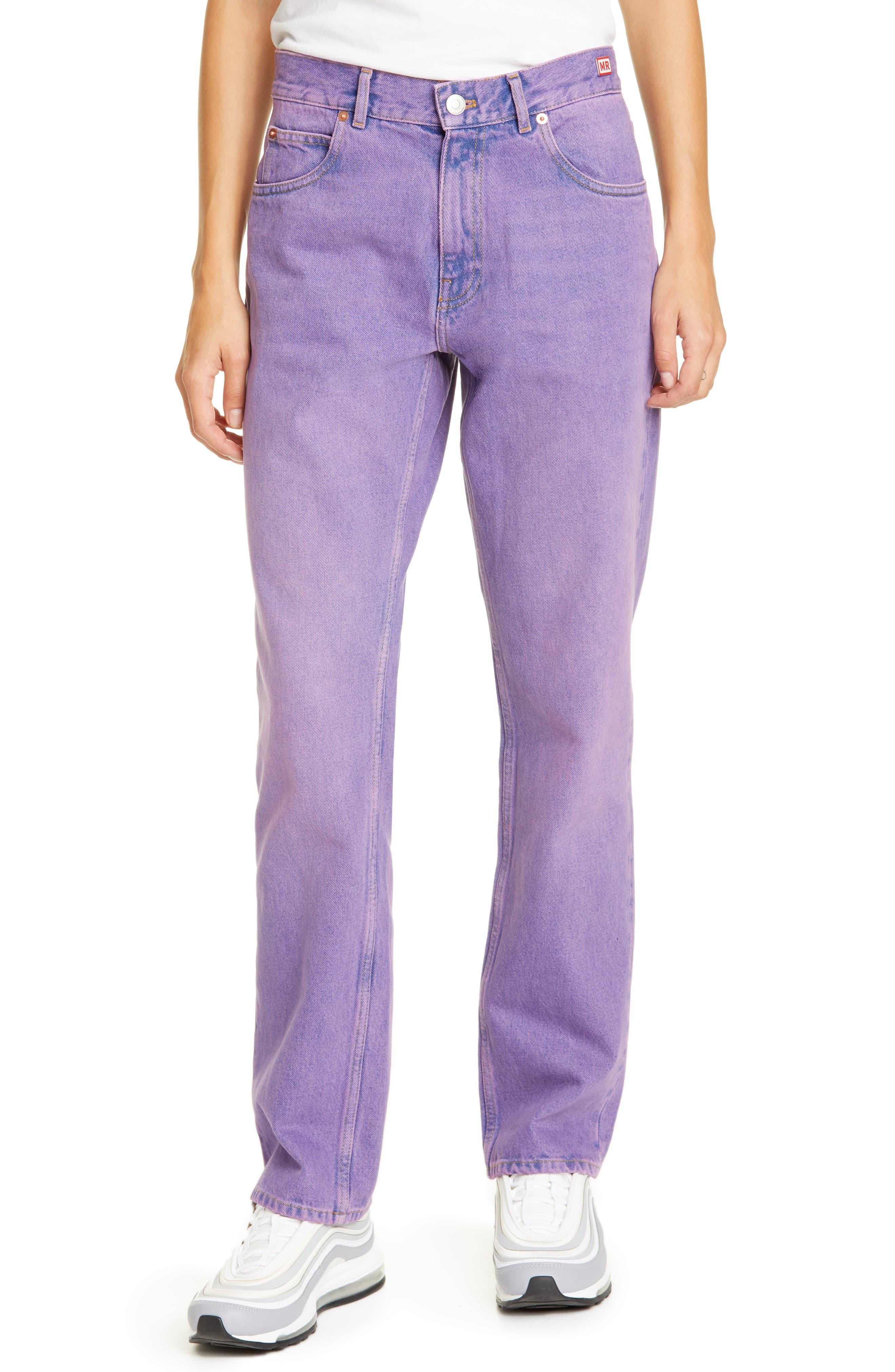 Martine Rose Jeans Straight Leg Jeans