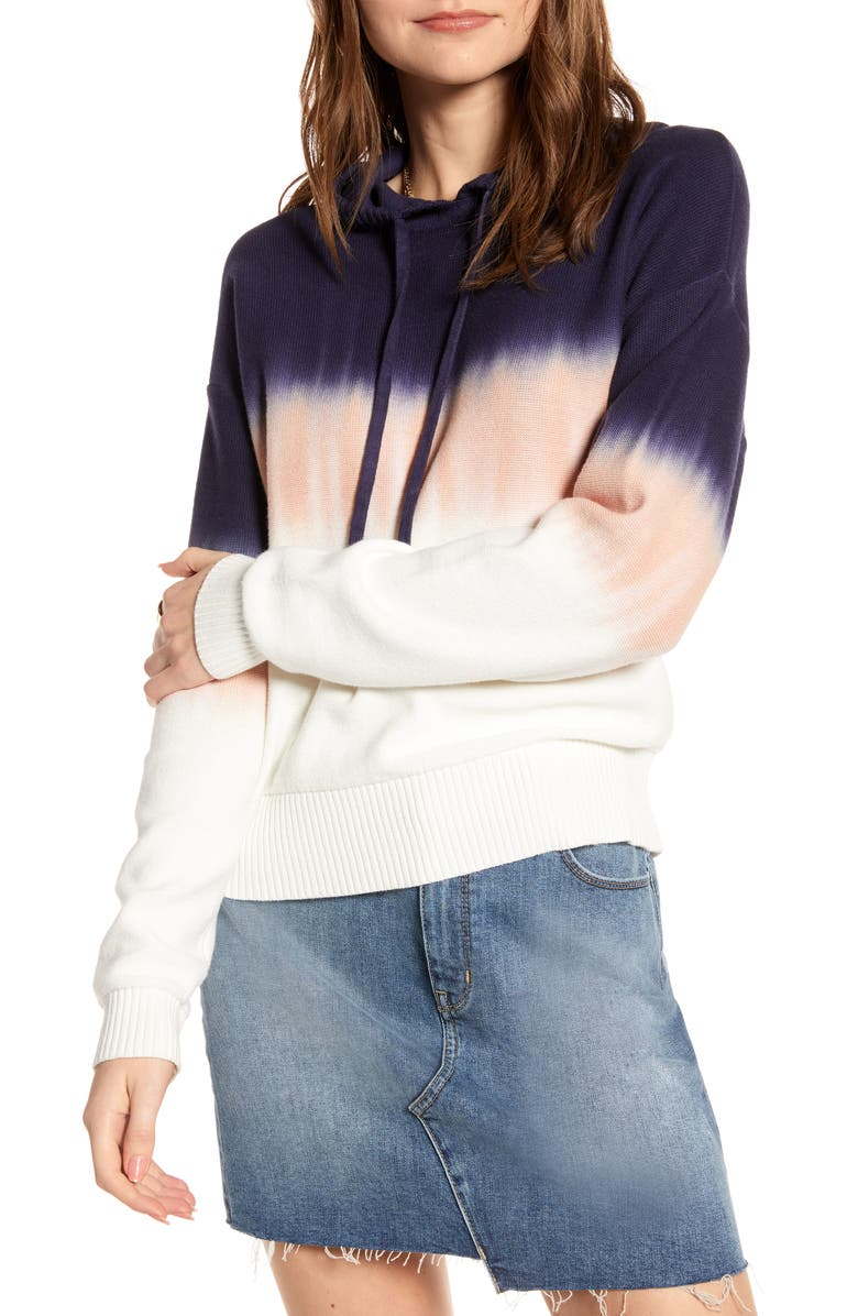TREASURE & BOND Tie Dye Hoodie, Main, color, 680