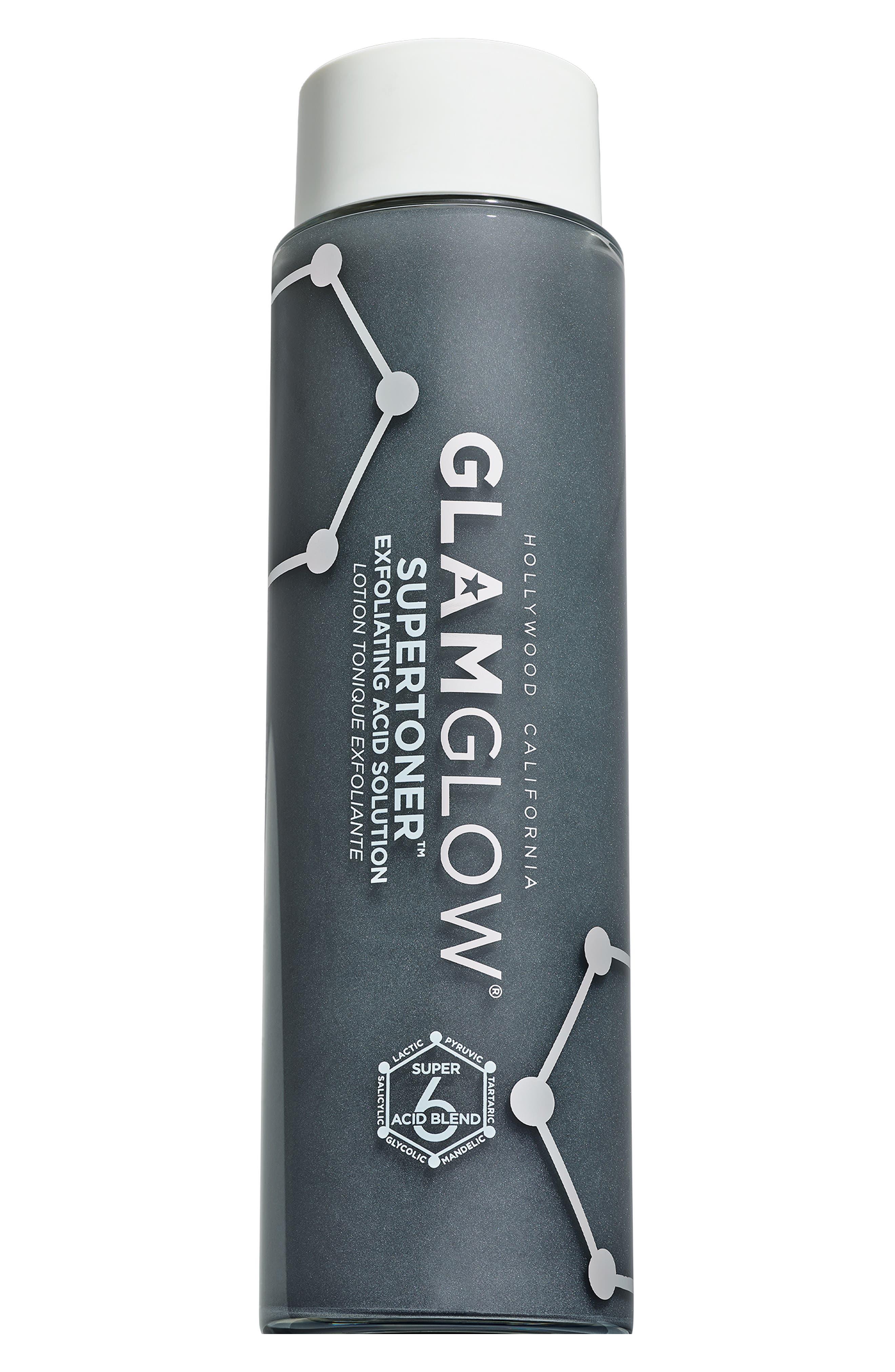 Glamglow Supertoner(TM) Exfoliating Acid Solution Super Concentrated Exfoliating Toner
