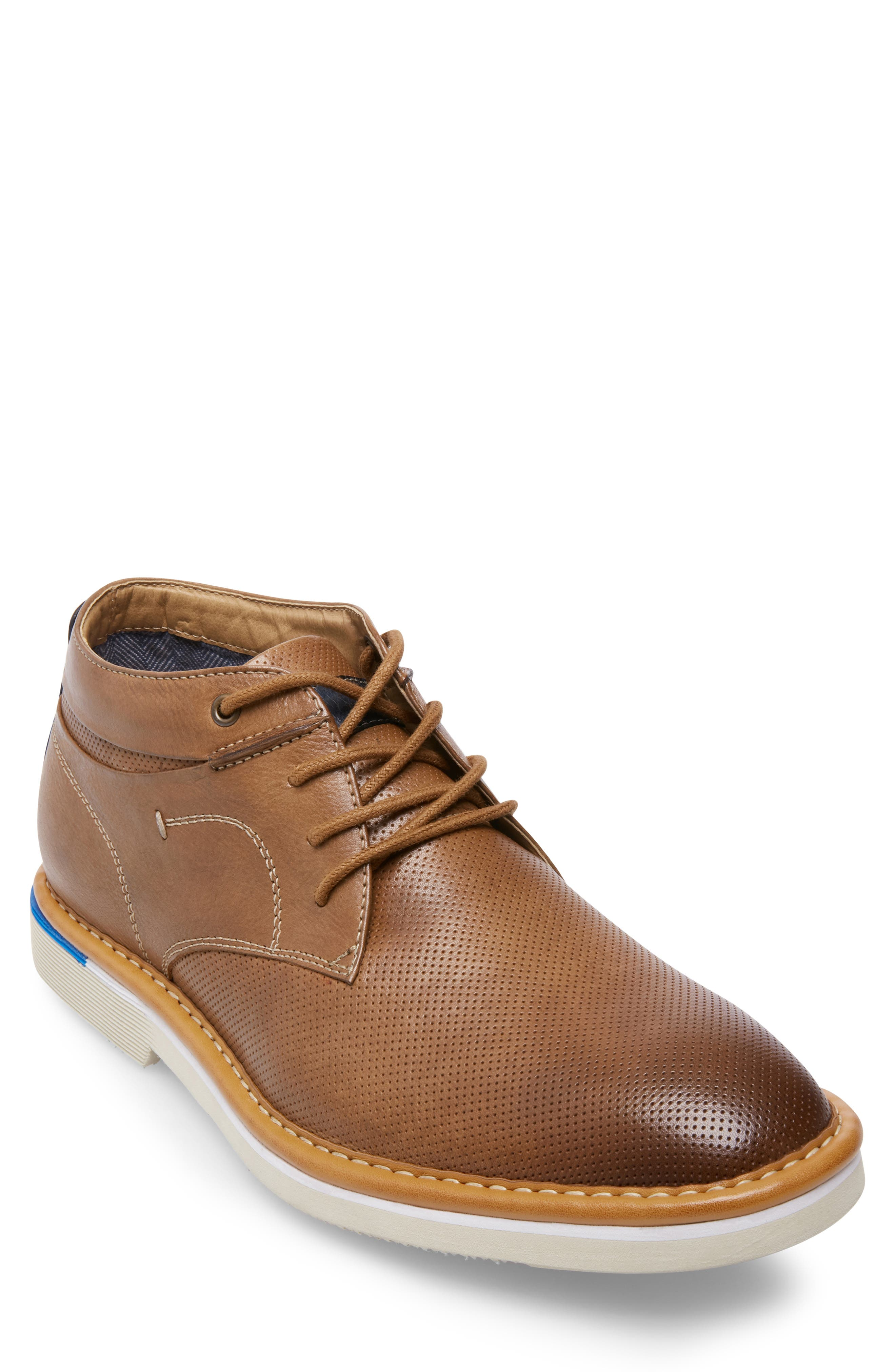 Steve Madden Dazier Chukka Boot- Brown