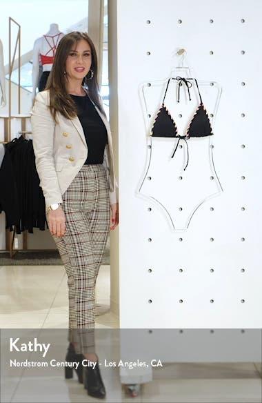 Camille Reversible Triangle Bikini Top, sales video thumbnail
