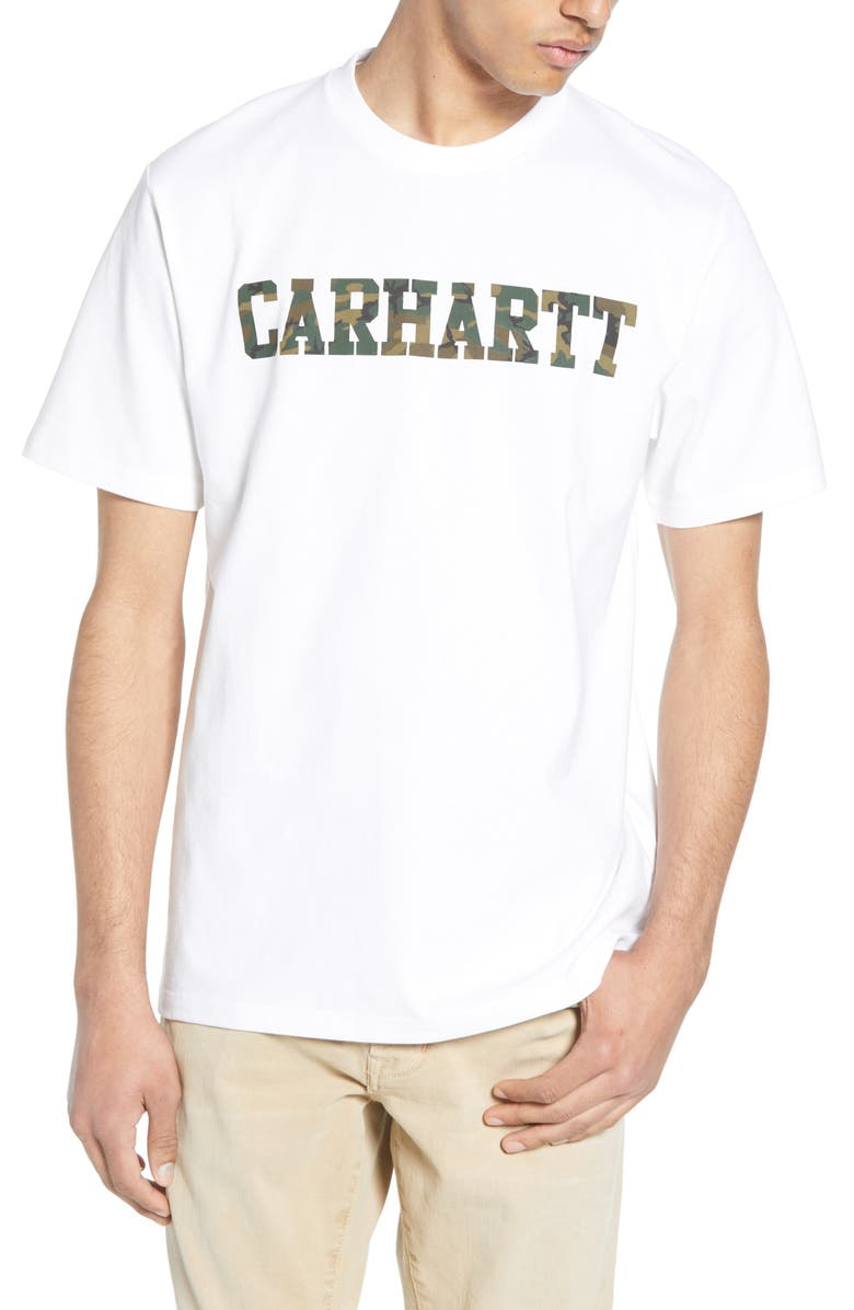 Carhartt Work In Progress College T Shirt