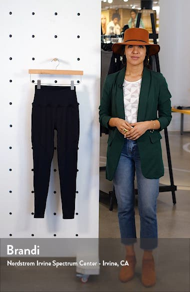 Line of the Times High Waist Leggings, sales video thumbnail