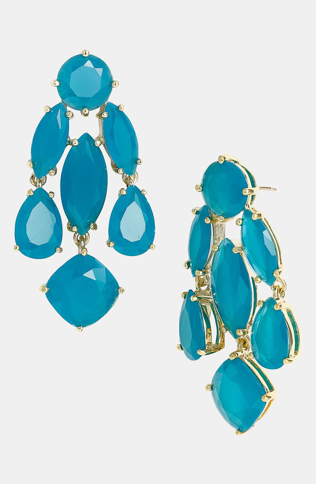 ,                             statement chandelier earrings,                             Main thumbnail 8, color,                             440