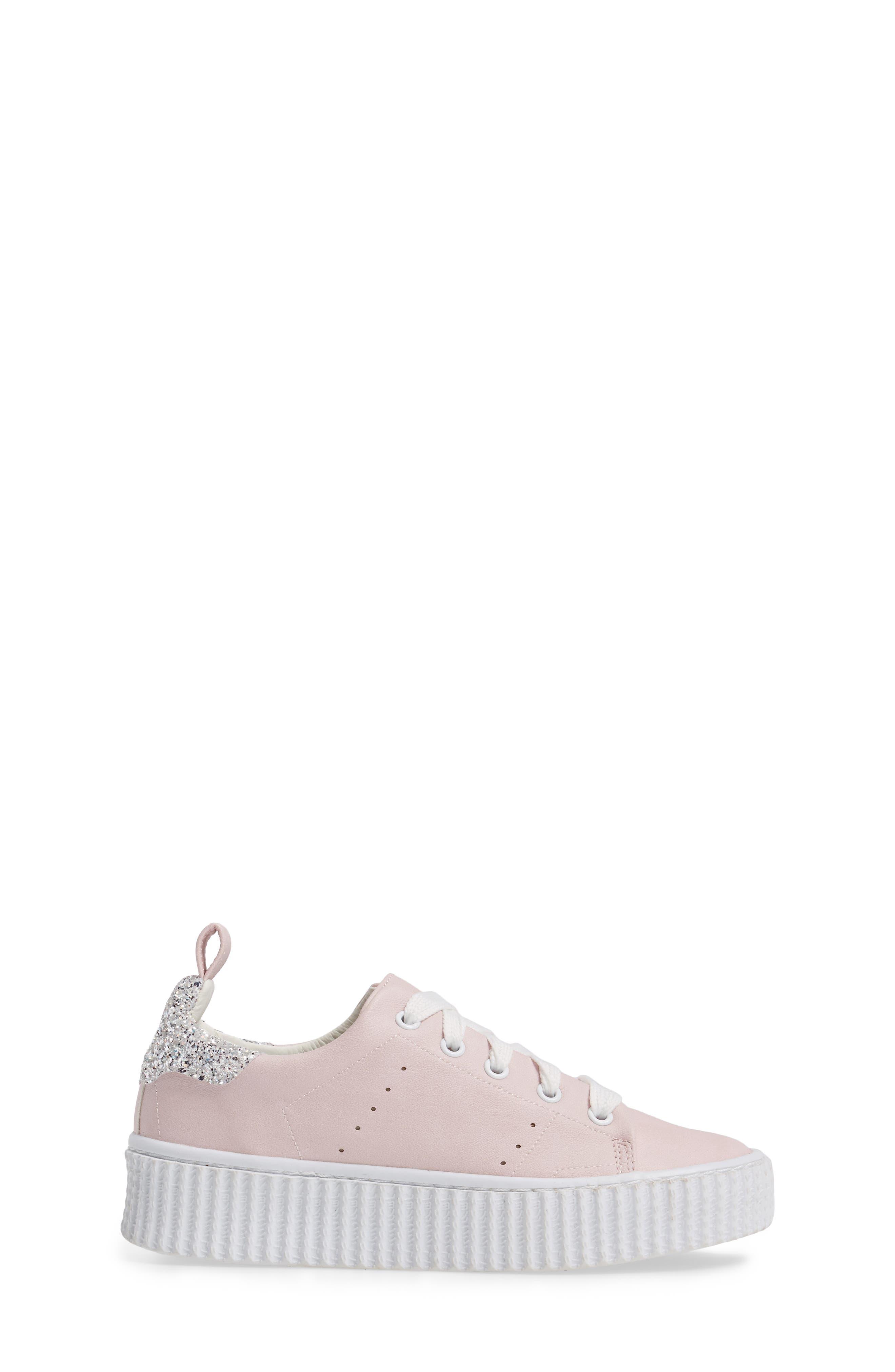 ,                             Wren Glitter Heel Sneaker,                             Alternate thumbnail 15, color,                             670