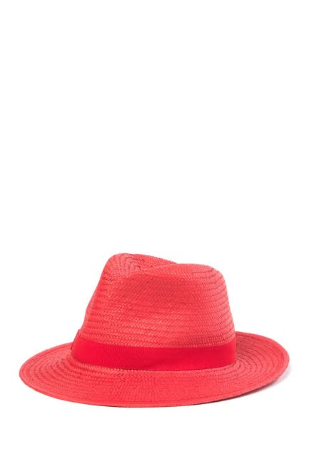 Image of 14th & Union Flat Weave Panama Hat