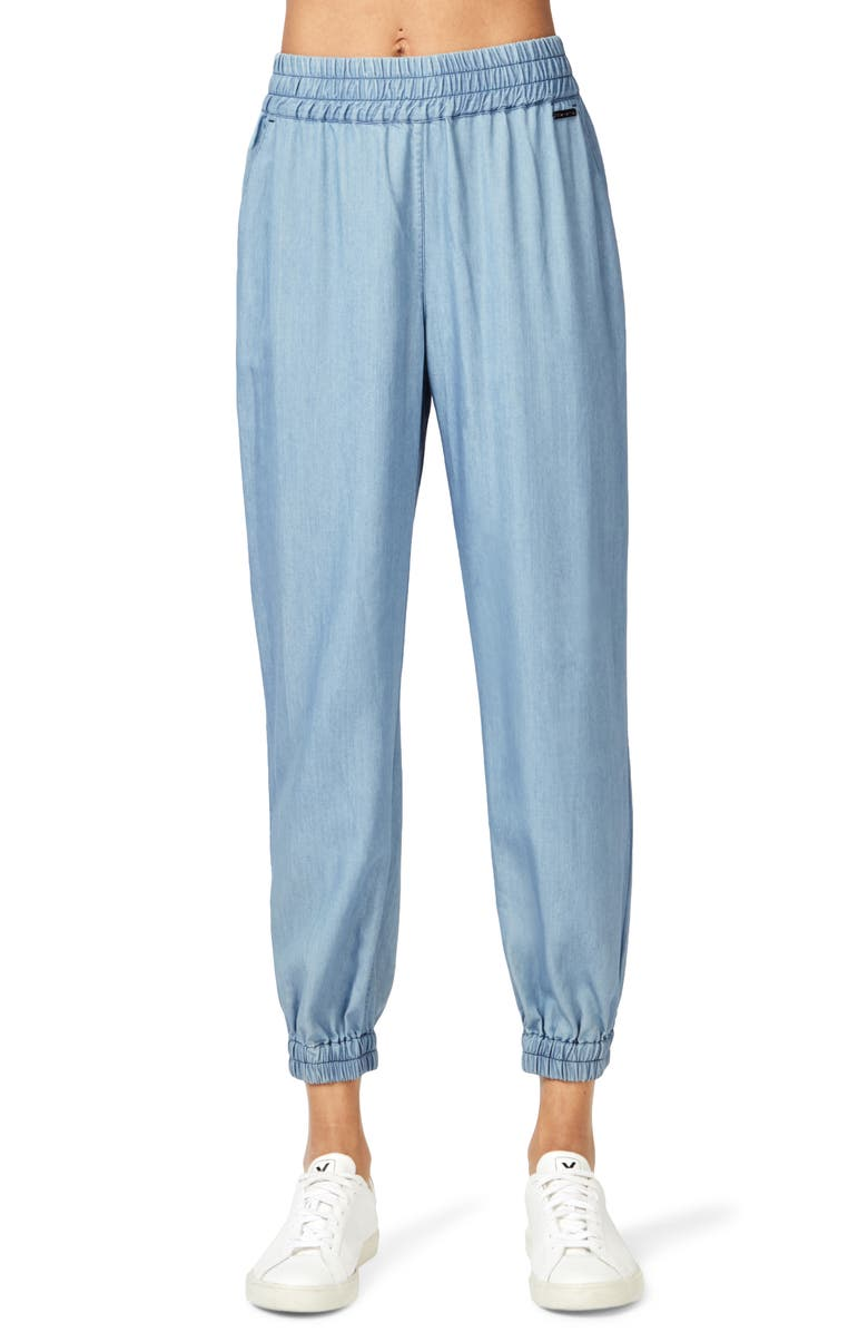 SWEATY BETTY Twilight 7/8 Trousers, Main, color, 400