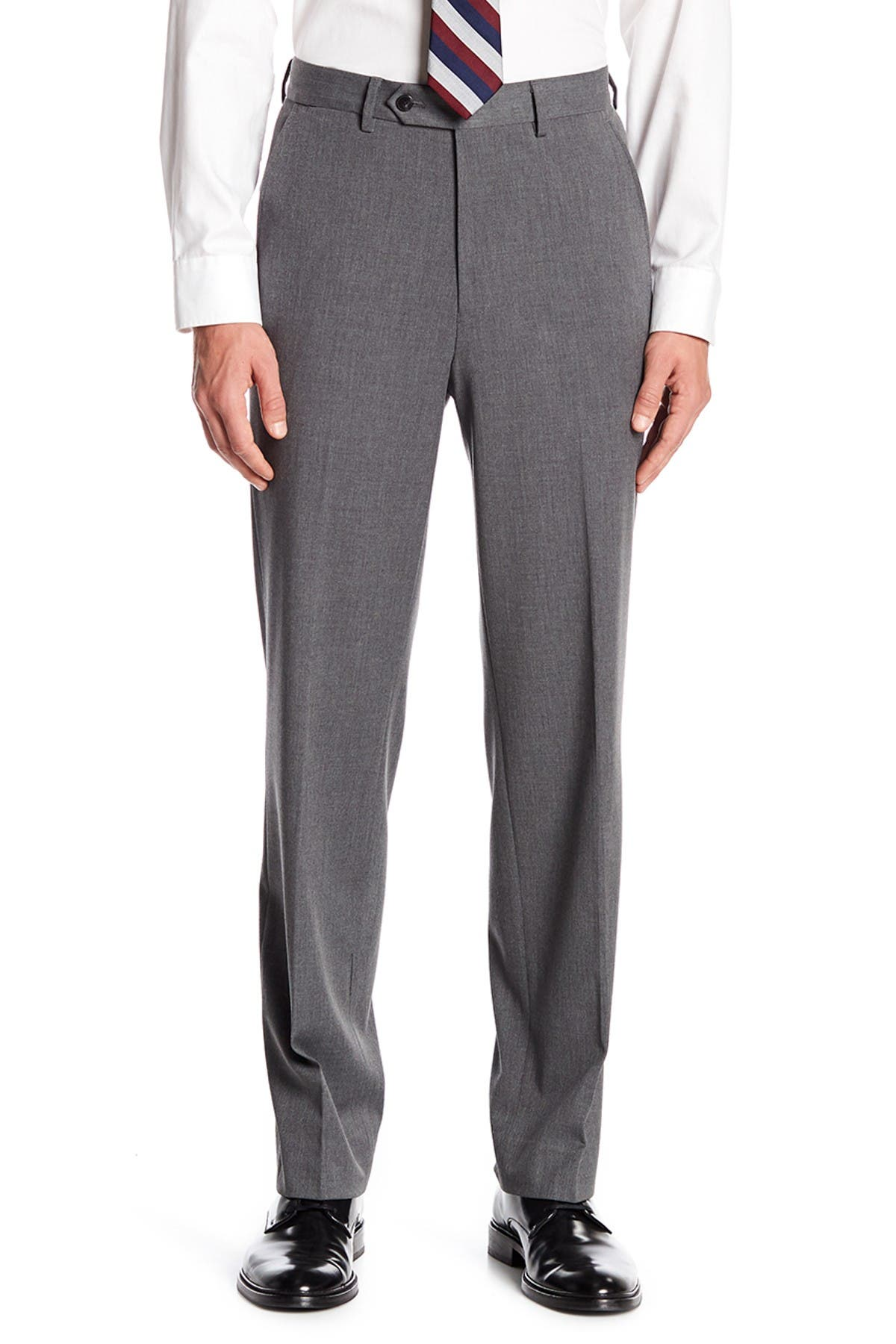 "Image of Nautica Sharkskin Suit Separate Pants - 30-34"" Inseam"