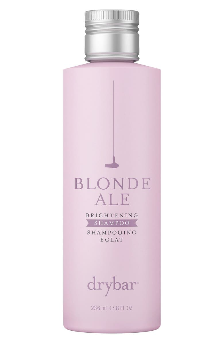 DRYBAR Blonde Ale Brightening Shampoo, Main, color, NO COLOR