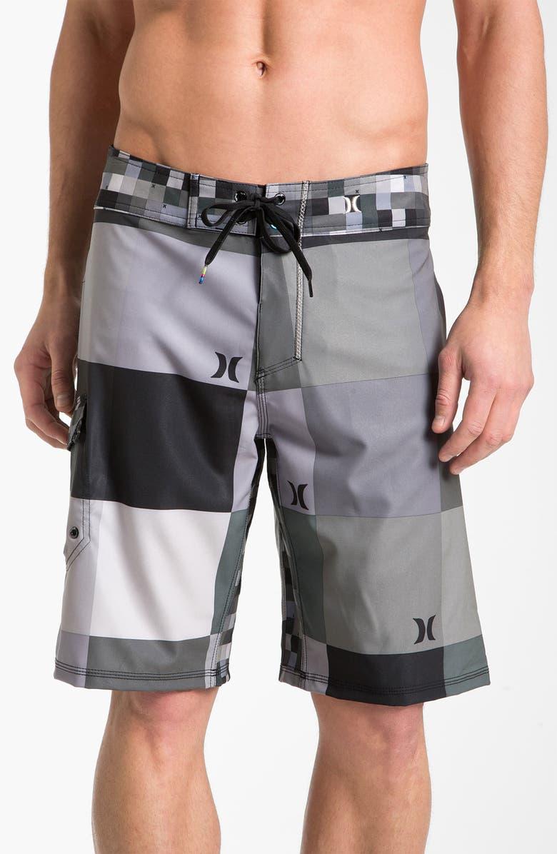 HURLEY 'Phantom 60' Board Shorts, Main, color, 022